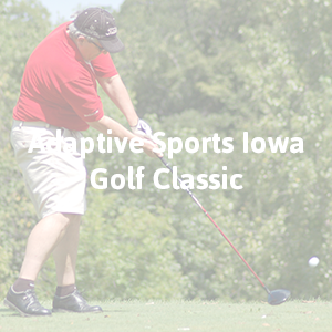Adaptive Sports Iowa Golf Classic