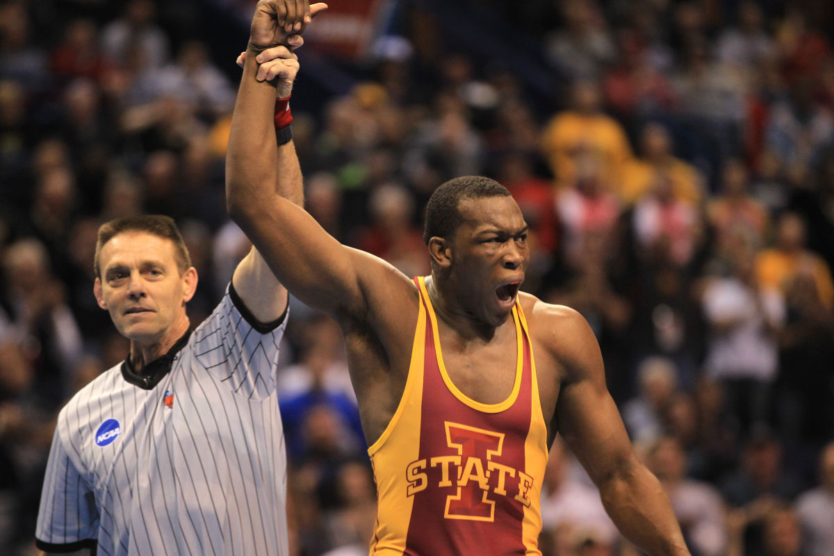 Kyven Gadson to Headline Iowa Games Opening Ceremony
