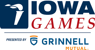 Grinnell Mutual Named Iowa Games Presenting Sponsor