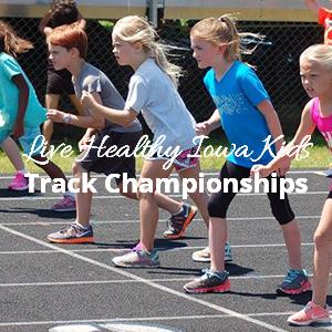 Live Healthy Iowa Kids Track Championships
