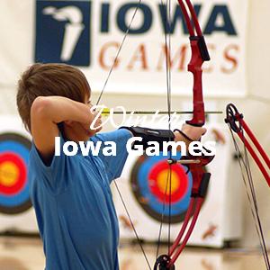 Winter Iowa Games