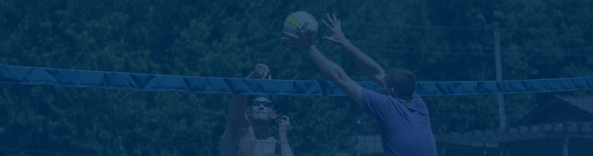 Sand Volleyball | The Sands, Des Moines