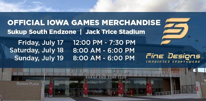 Iowa Games Merchandise
