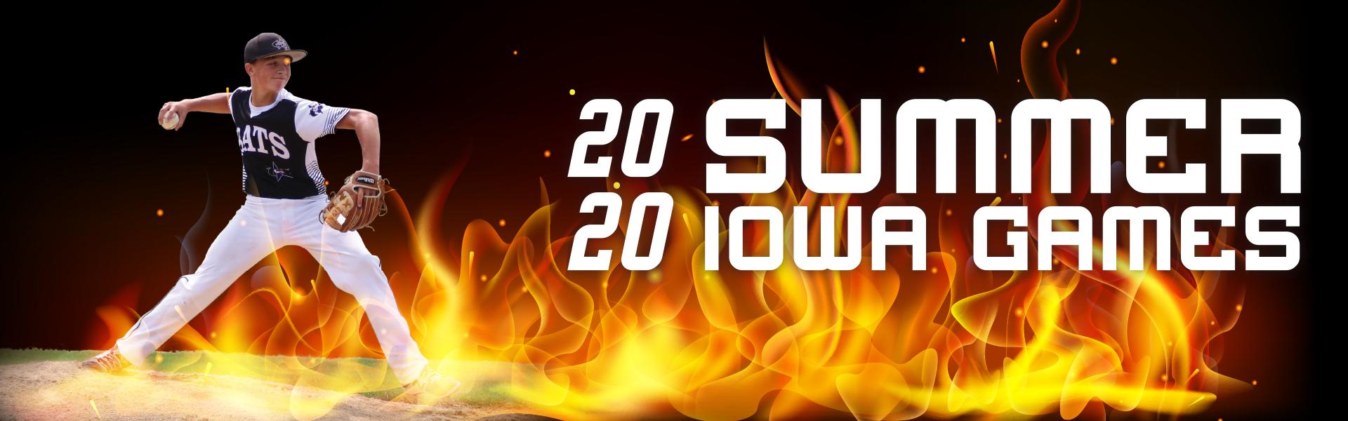2020 Summer Iowa Games