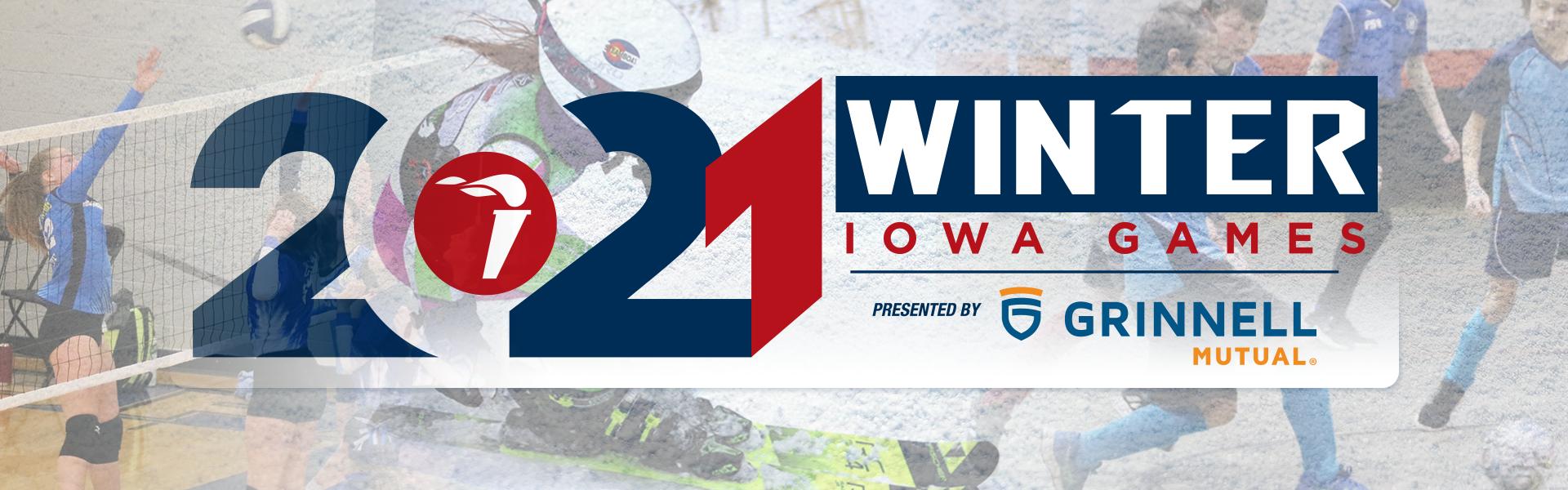 2021 Winter Iowa Games