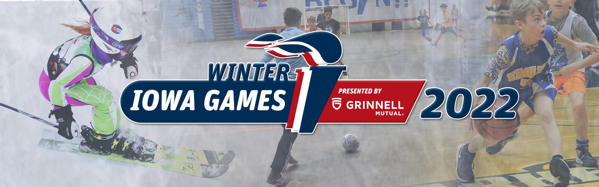 2022 Winter Iowa Games